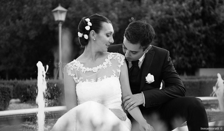 Il matrimonio di Andrea e Federica a Calvagese della Riviera, Brescia