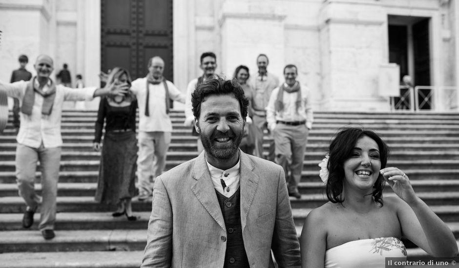 Il matrimonio di Andrea e Anna a Urbino, Pesaro - Urbino