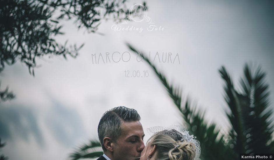 Il matrimonio di Marco e Laura a Lamezia Terme, Catanzaro