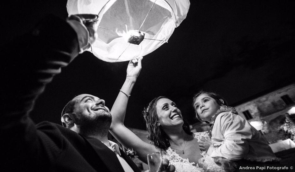 Il matrimonio di maurizio e alessia a Prato, Prato