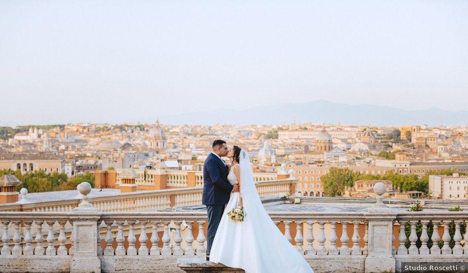 Il matrimonio di Sabrina e Emanuele a Roma, Roma