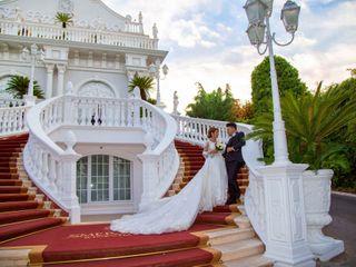 Le nozze di Micaela e Adrian