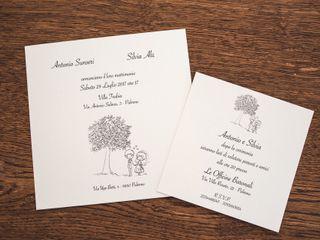 Le nozze di Silvia e Antonio 1