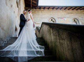 Le nozze di Silvia e Mattia