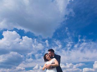 Le nozze di Ylenia e Federico