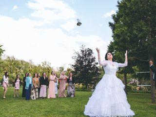 Le nozze di Vanessa e Andrea 1