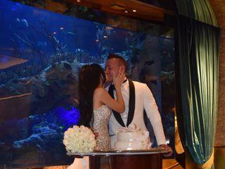 Le nozze di Elisa a Dubai e Daniele  3
