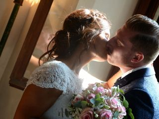Le nozze di Elisa e Dennis