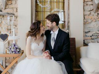 Le nozze di Elisa e Riccardo