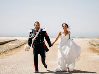 Le nozze di Marianna e Giuseppe