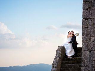 Le nozze di Francesca e Paolo