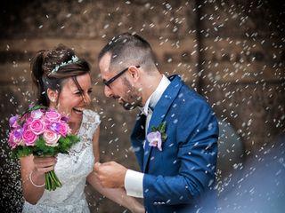 Le nozze di Ylenia e Roberto