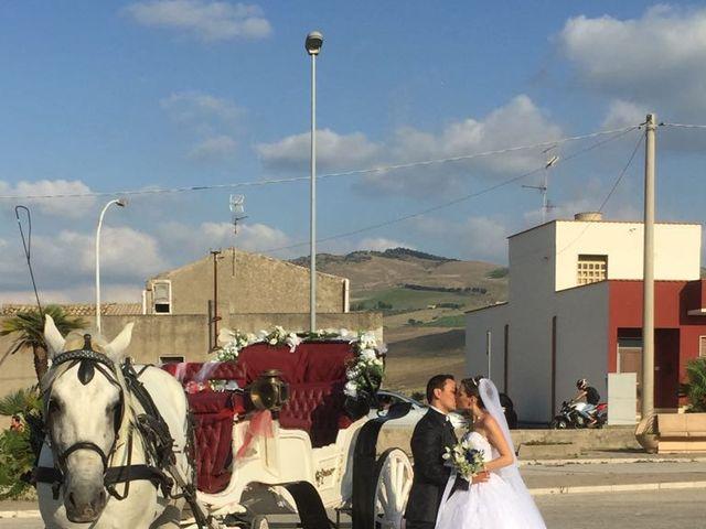 Il matrimonio di Gaetano  e Aleandra  a Buseto Palizzolo, Trapani 15