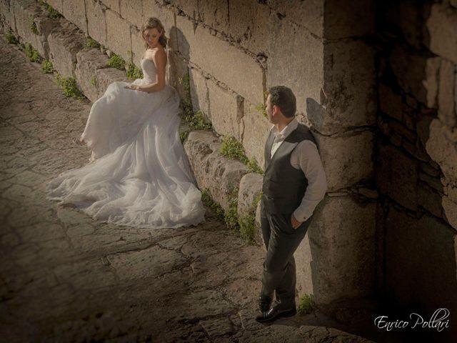 Il matrimonio di Gaetano  e Aleandra  a Buseto Palizzolo, Trapani 24