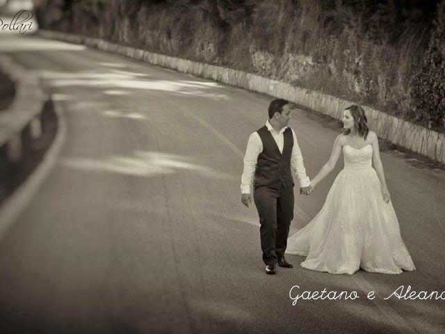 Il matrimonio di Gaetano  e Aleandra  a Buseto Palizzolo, Trapani 25