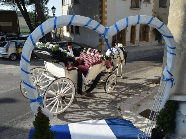 Il matrimonio di Gaetano  e Aleandra  a Buseto Palizzolo, Trapani 27