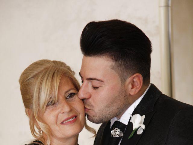 Il matrimonio di Adrian e Micaela a Barletta, Bari 5