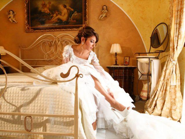 Il matrimonio di Adrian e Micaela a Barletta, Bari 12