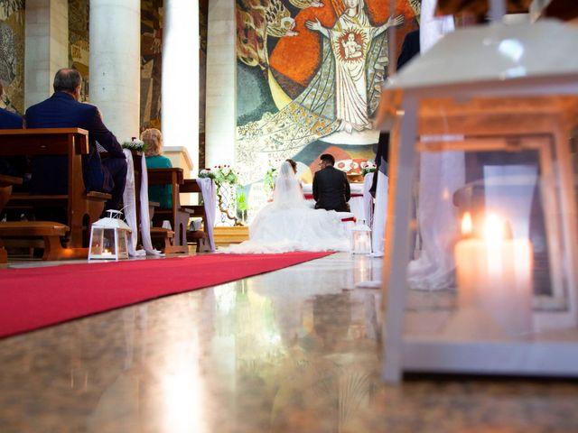 Il matrimonio di Adrian e Micaela a Barletta, Bari 15