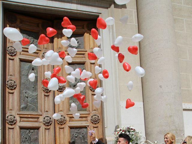 Il matrimonio di Adrian e Micaela a Barletta, Bari 16