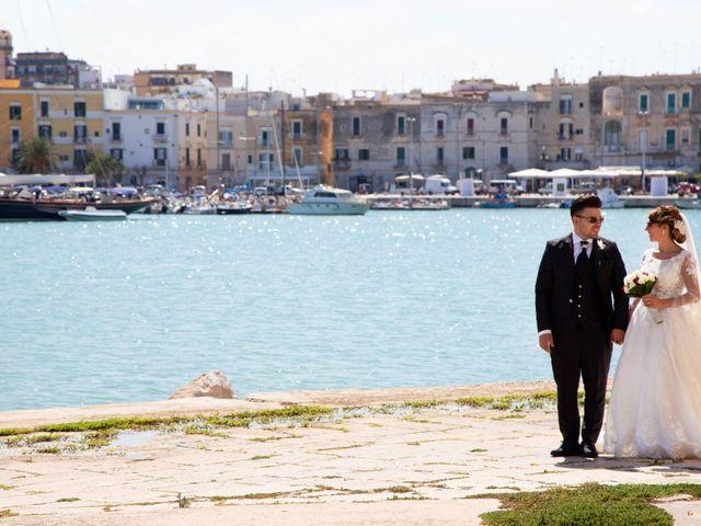 Il matrimonio di Adrian e Micaela a Barletta, Bari 17