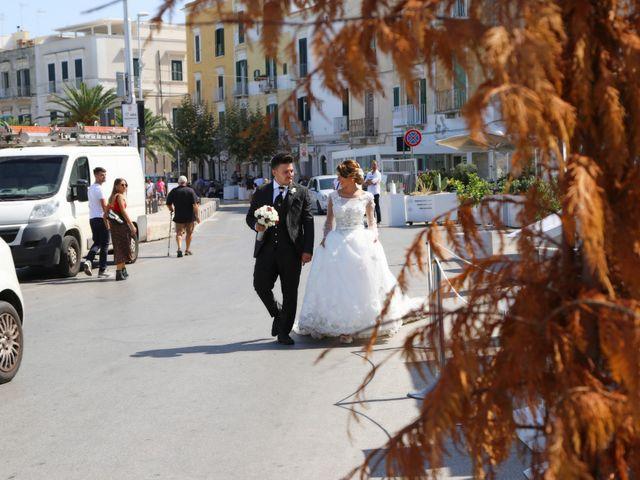 Il matrimonio di Adrian e Micaela a Barletta, Bari 19