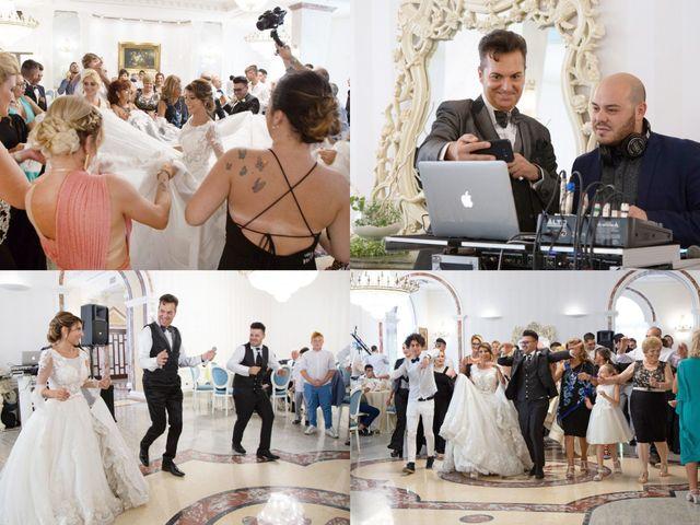 Il matrimonio di Adrian e Micaela a Barletta, Bari 21