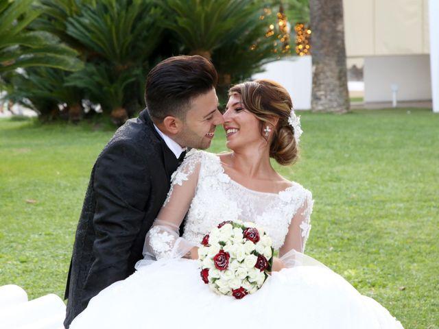 Il matrimonio di Adrian e Micaela a Barletta, Bari 2
