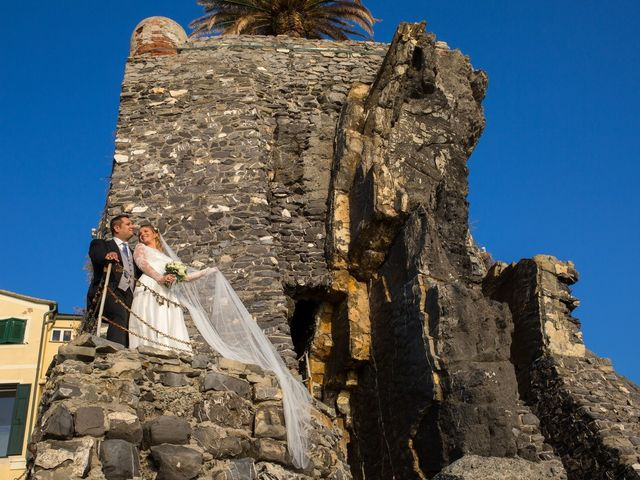 Il matrimonio di Francesco e Veronica a Genova, Genova 18