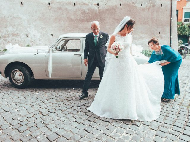 Il matrimonio di Paolo e Annalisa a Roma, Roma 12