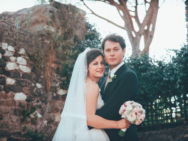 Il matrimonio di Paolo e Annalisa a Roma, Roma 1