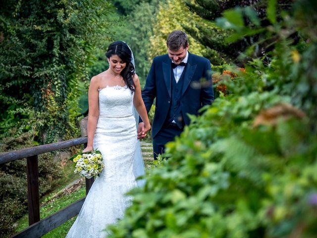 Il matrimonio di Giovanni e Giulia a Carnate, Monza e Brianza 20