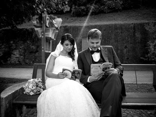 Il matrimonio di Giovanni e Giulia a Carnate, Monza e Brianza 23