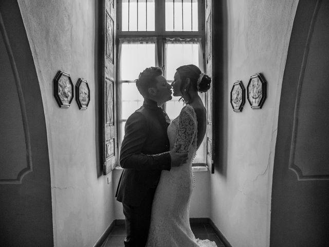 Le nozze di Annalisa e Ivan