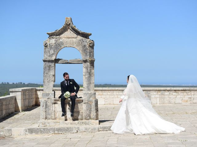 Il matrimonio di Giuseppe e Valentina a Bari, Bari 30