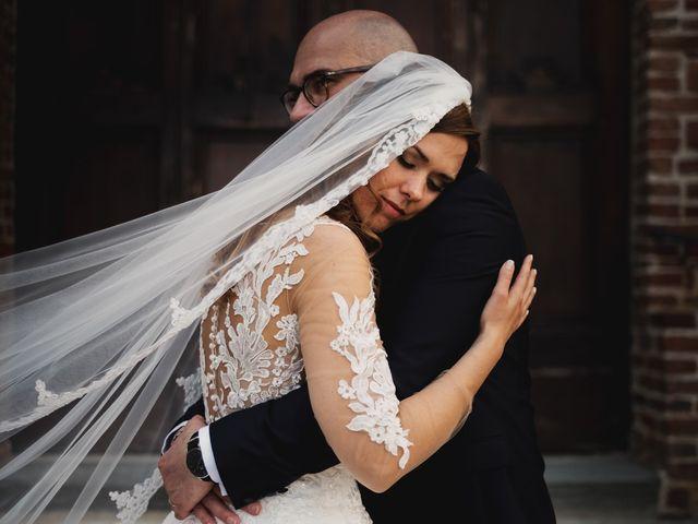 Le nozze di Oriana e Mauro