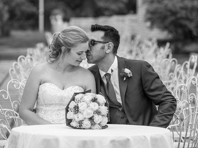 Le nozze di Samantha e Sergio