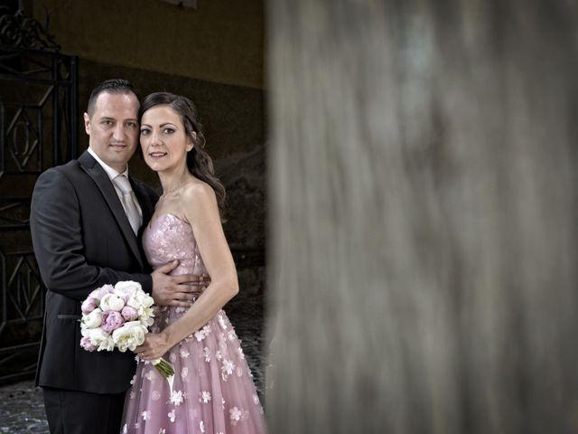 Il matrimonio di Massimo e Valentina a Ciampino, Roma 25