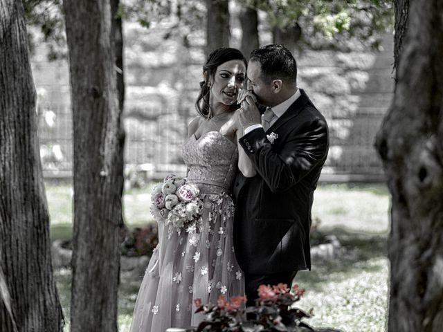 Il matrimonio di Massimo e Valentina a Ciampino, Roma 27