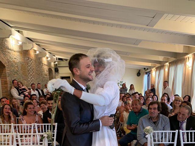Il matrimonio di Mirko e Marika a Prato, Prato 10