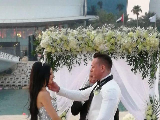 Il matrimonio di Daniele  e Elisa a Dubai a Ceprano, Frosinone 2