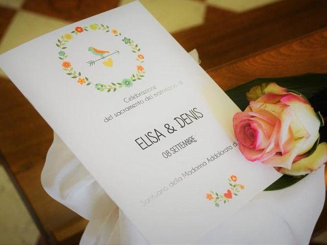 Il matrimonio di Dennis e Elisa a Grancona, Vicenza 2