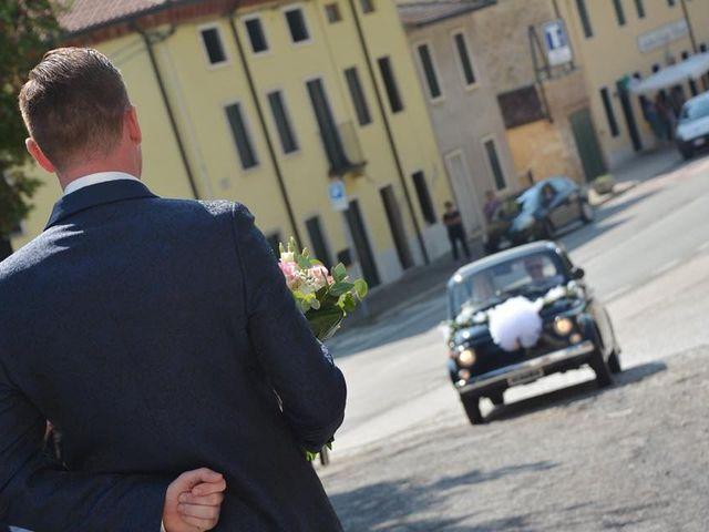Il matrimonio di Dennis e Elisa a Grancona, Vicenza 5