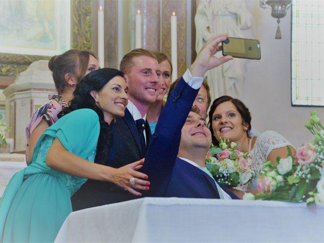 Il matrimonio di Dennis e Elisa a Grancona, Vicenza 7