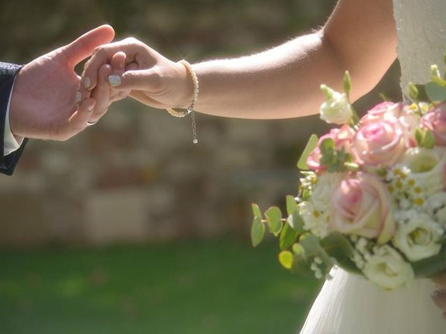 Il matrimonio di Dennis e Elisa a Grancona, Vicenza 9