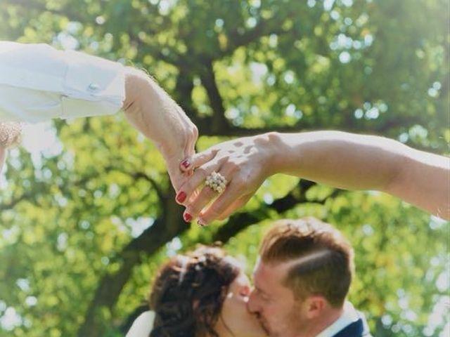 Il matrimonio di Dennis e Elisa a Grancona, Vicenza 11