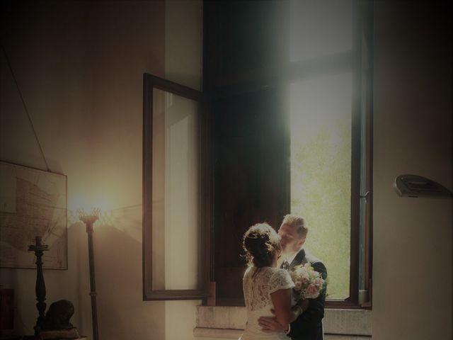 Il matrimonio di Dennis e Elisa a Grancona, Vicenza 15