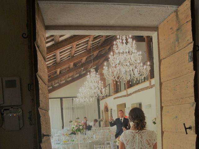 Il matrimonio di Dennis e Elisa a Grancona, Vicenza 19
