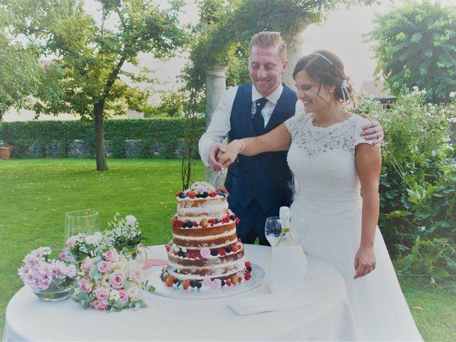 Il matrimonio di Dennis e Elisa a Grancona, Vicenza 20
