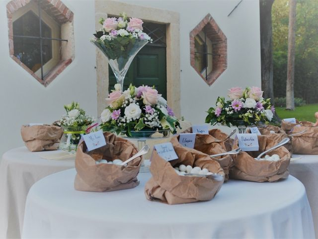 Il matrimonio di Dennis e Elisa a Grancona, Vicenza 24
